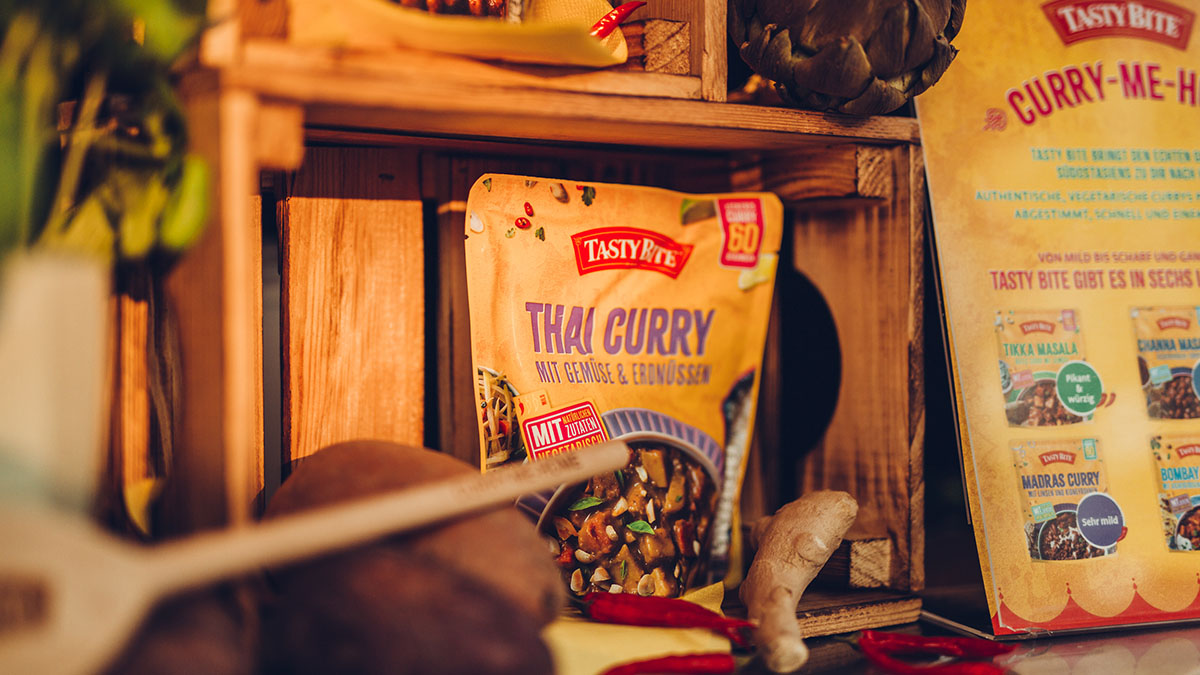 Thai Curry Packung