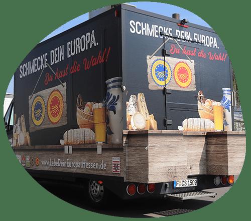 Roadshow in Hessen
