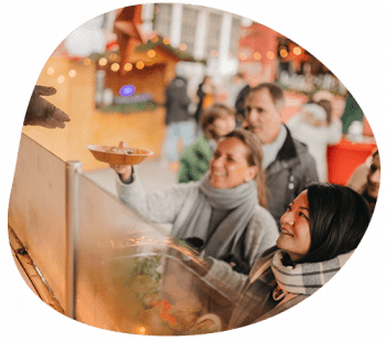 Referenz drei Weihnachten